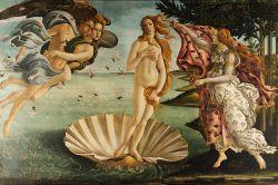 La nascita di Venere by Sandro Botticelli