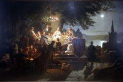 Sommernacht am Rhein by Christian Boettcher