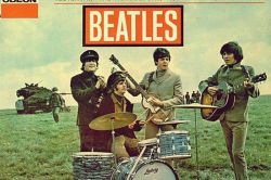 The Beatles EP cover