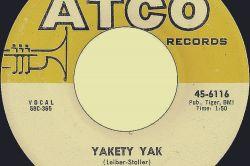 Yakety Yak by the Coasters