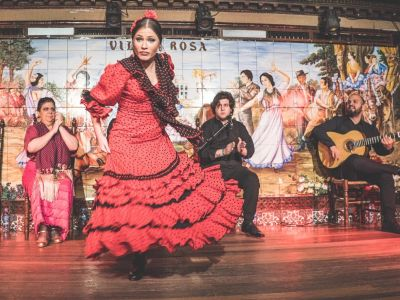 Flamenco by 4i @ flickr