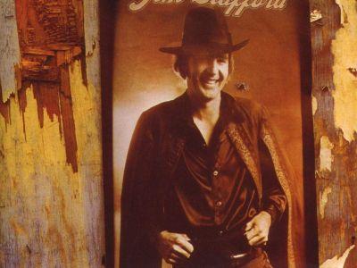 Jim Stafford CD cover