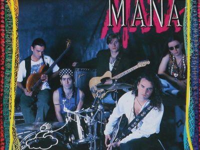 Maná's ¿Dónde Jugarán los Niños? CD cover